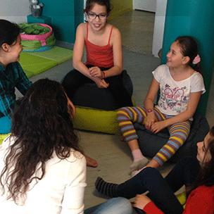 Thérapie de groupe enfants - Centre Ayana