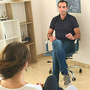 Thérapie individuelle - Centre Ayana